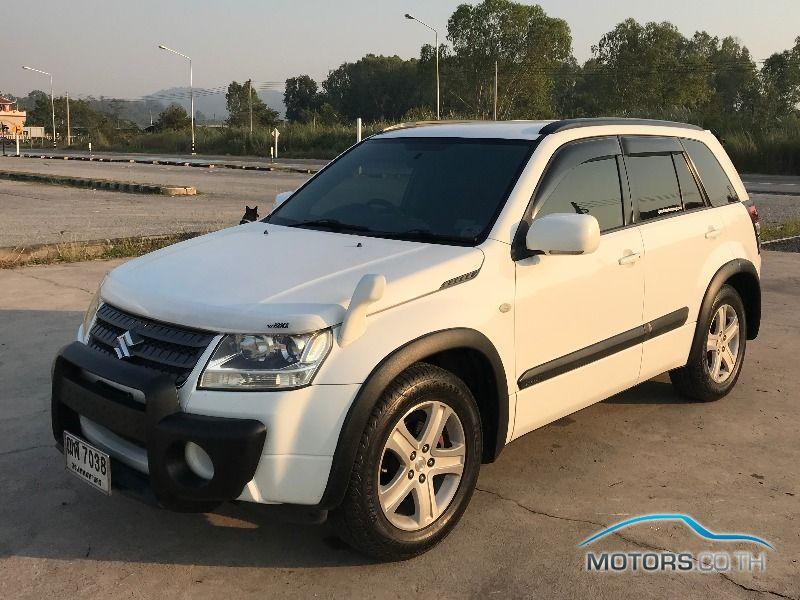 รถมือสอง, รถยนต์มือสอง SUZUKI VITARA (2008)