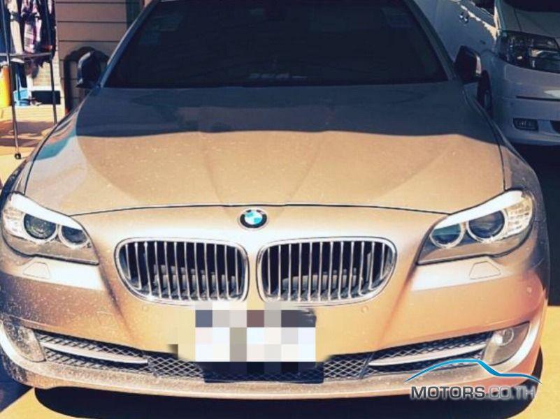 รถมือสอง, รถยนต์มือสอง BMW 520D (2011)