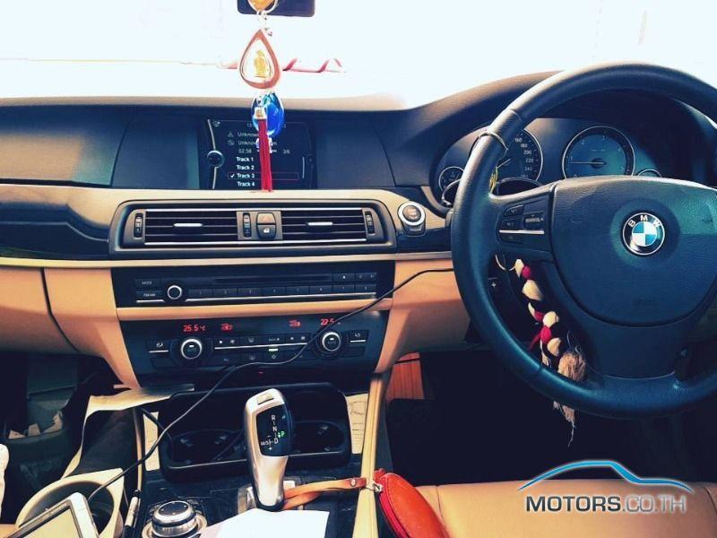 รถใหม่, รถมือสอง BMW 520D (2011)