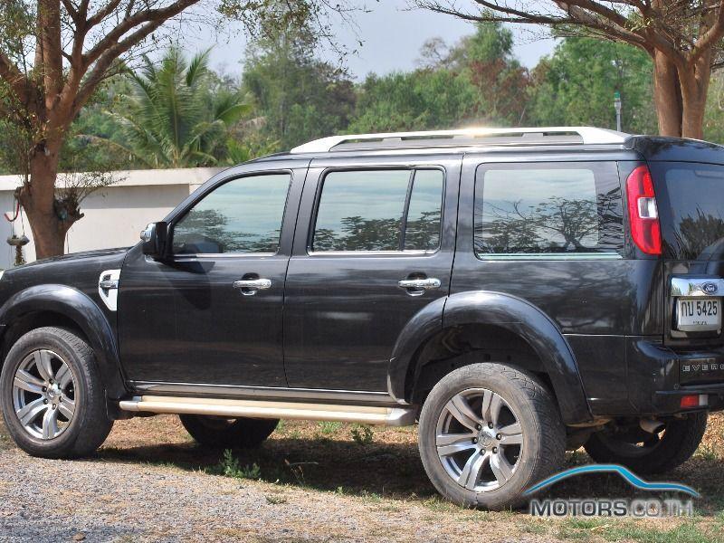 รถใหม่, รถมือสอง FORD EVEREST (2011)