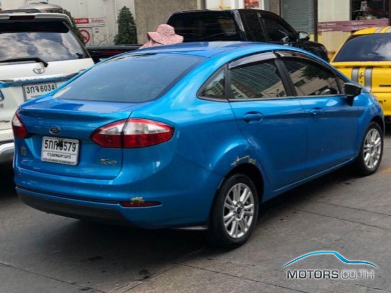 รถใหม่, รถมือสอง FORD FIESTA (2014)