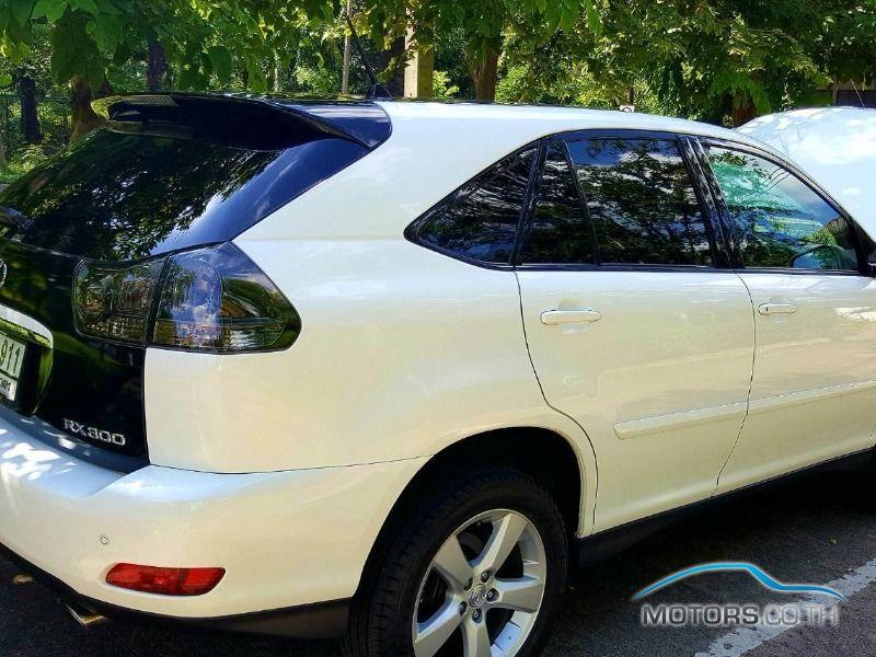 รถมือสอง, รถยนต์มือสอง LEXUS RX300 (2005)