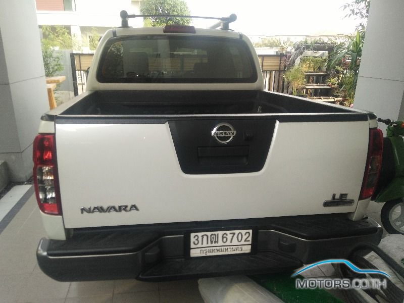 รถใหม่, รถมือสอง NISSAN NAVARA (2012)