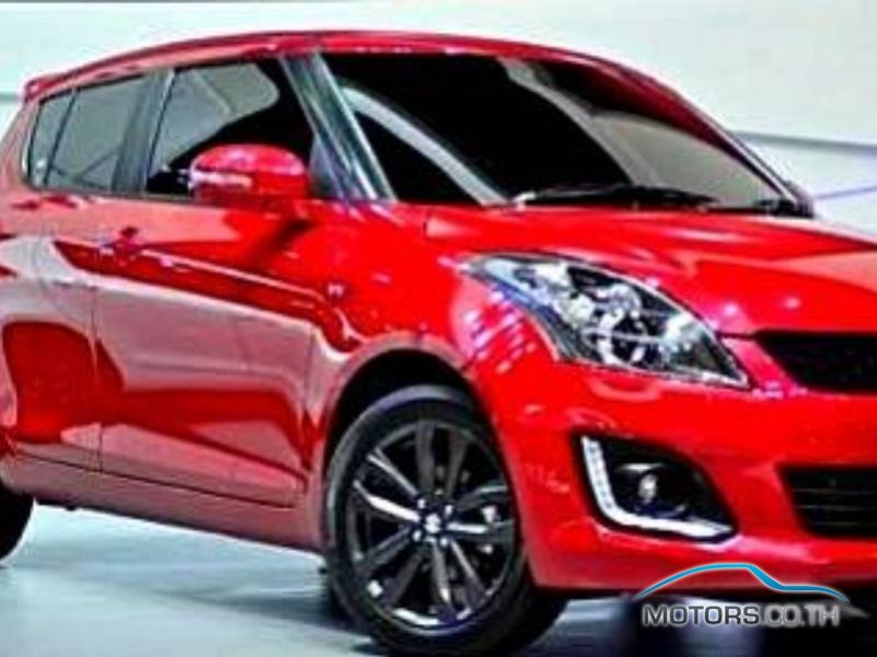 Secondhand SUZUKI SWIFT (2017)