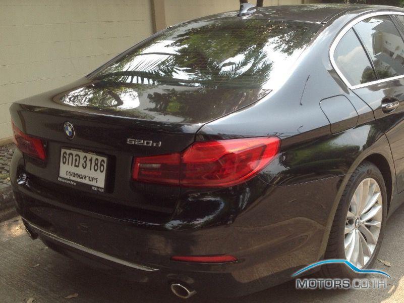 รถใหม่, รถมือสอง BMW 520D (2017)