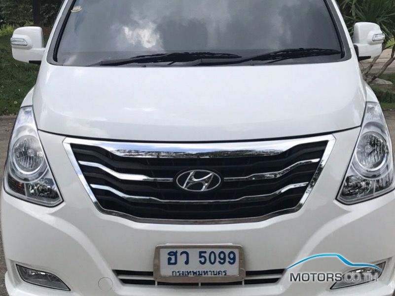 New, Used & Secondhand Cars HYUNDAI H-1 (2015)
