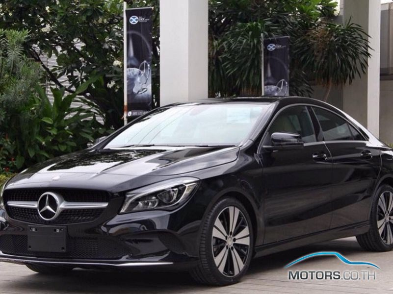 รถมือสอง, รถยนต์มือสอง MERCEDES-BENZ CLA200 (2018)