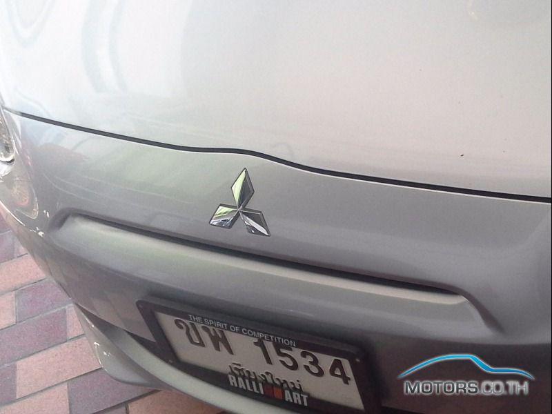 รถใหม่, รถมือสอง MITSUBISHI MIRAGE (2014)