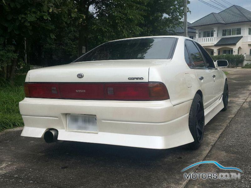 รถใหม่, รถมือสอง NISSAN CEFIRO (1992)