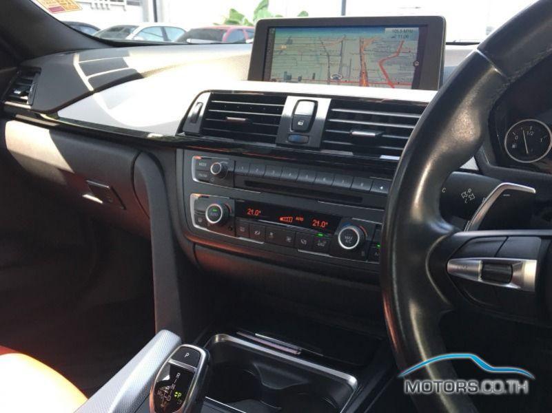 รถใหม่, รถมือสอง BMW 320I (2016)