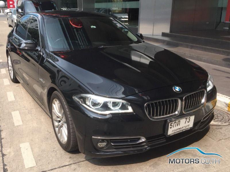 รถมือสอง, รถยนต์มือสอง BMW 528I (2015)
