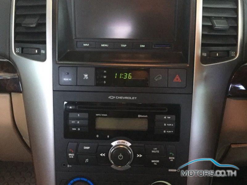 รถใหม่, รถมือสอง CHEVROLET CAPTIVA (2010)