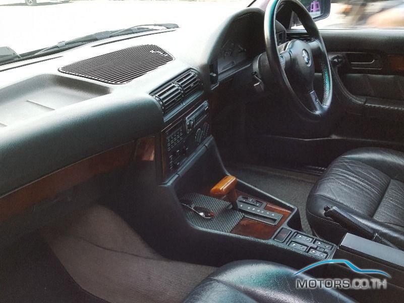 Secondhand BMW 525I (1993)