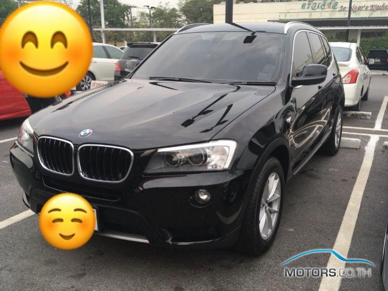 Secondhand BMW X3 (2015)
