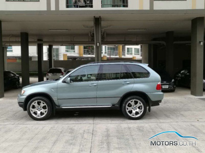 Secondhand BMW X5 (2003)