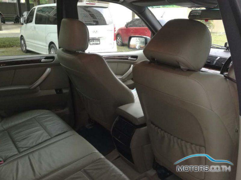 รถใหม่, รถมือสอง BMW X5 (2003)