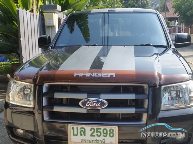 Secondhand FORD RANGER (2007)