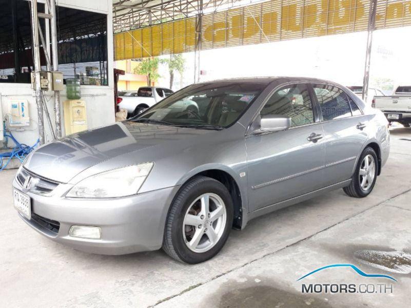 รถมือสอง, รถยนต์มือสอง HONDA ACCORD (2005)