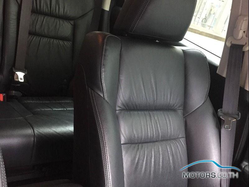 รถใหม่, รถมือสอง HONDA CR-V (2013)