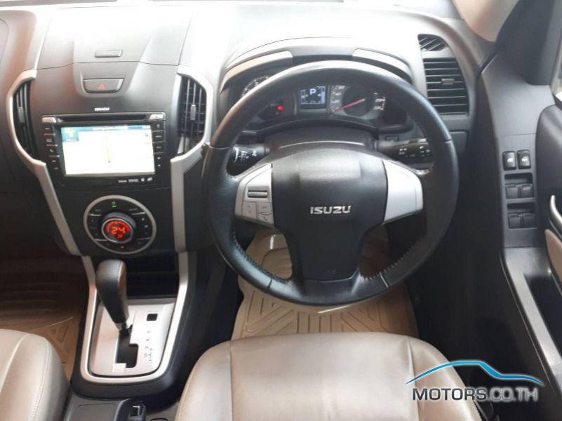 รถใหม่, รถมือสอง ISUZU MU-X (2013)