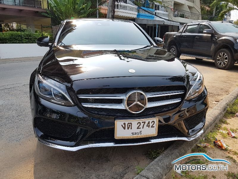 Secondhand MERCEDES-BENZ C350 (2017)