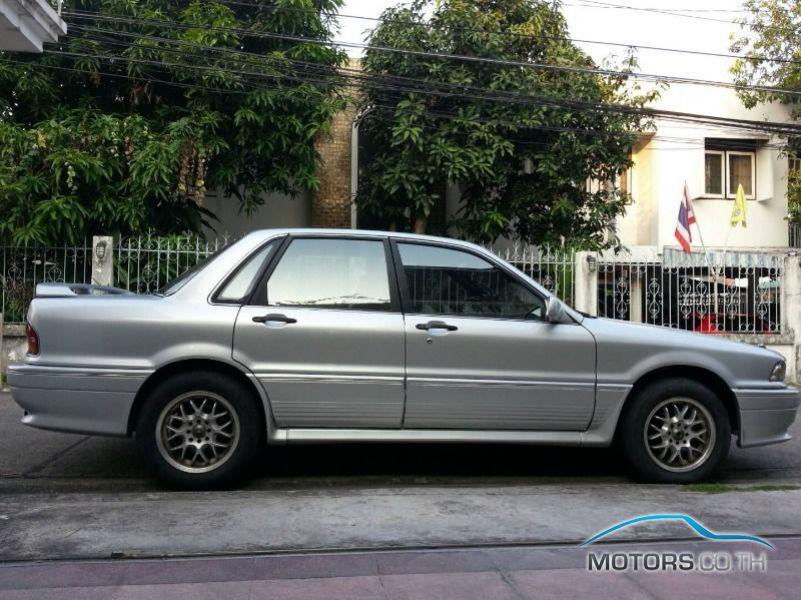 รถใหม่, รถมือสอง MITSUBISHI GALANT (1991)