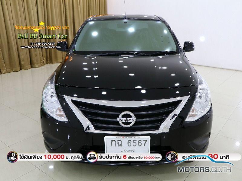 รถใหม่, รถมือสอง NISSAN ALMERA (2014)