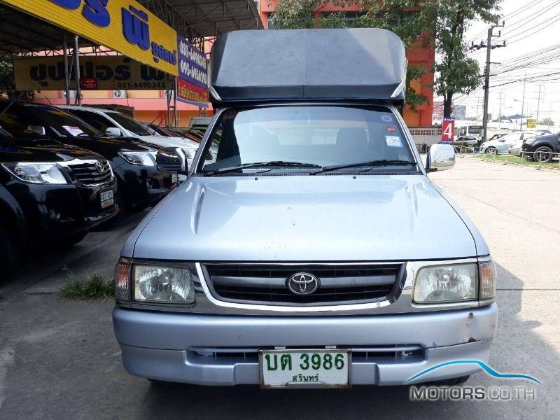 รถมือสอง, รถยนต์มือสอง TOYOTA HILUX (2001)