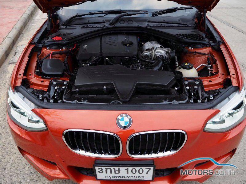 รถใหม่, รถมือสอง BMW 116I (2014)