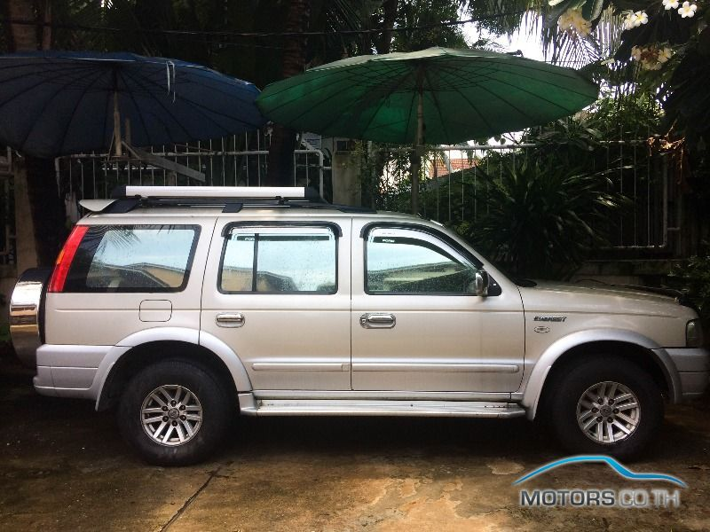 Secondhand FORD EVEREST (2004)