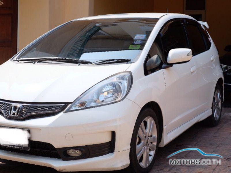 รถใหม่, รถมือสอง HONDA JAZZ (2012)
