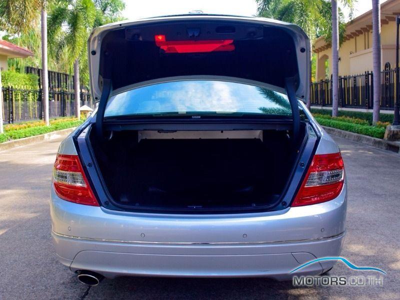 รถใหม่, รถมือสอง MERCEDES-BENZ C200 KOMPRESSOR (2009)