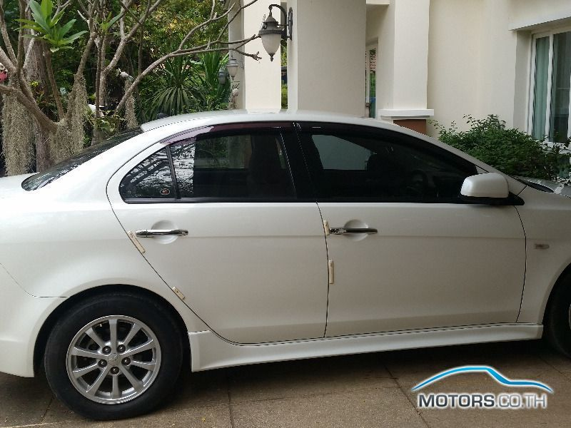 New, Used & Secondhand Cars MITSUBISHI LANCER EX (2012)