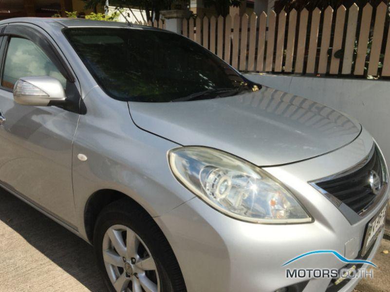 รถใหม่, รถมือสอง NISSAN ALMERA (2011)