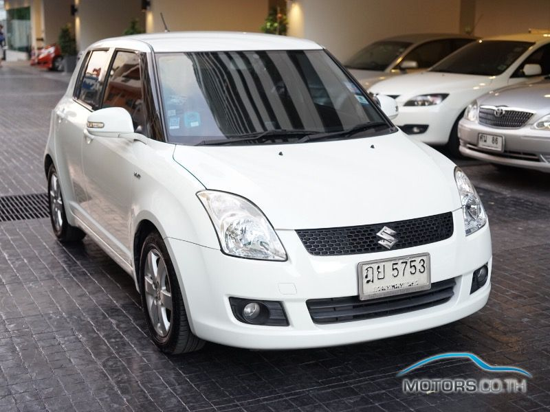 Secondhand SUZUKI SWIFT (2010)