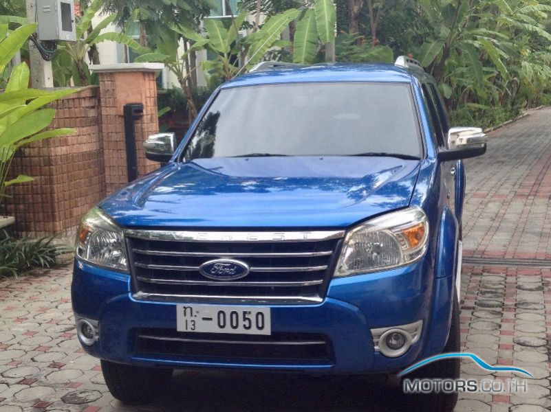 Secondhand FORD EVEREST (2012)