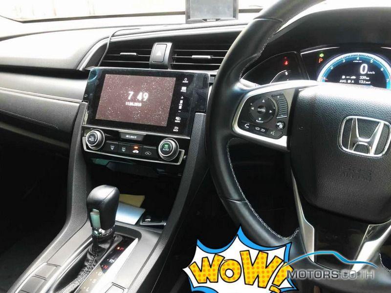 รถใหม่, รถมือสอง HONDA CIVIC (2017)