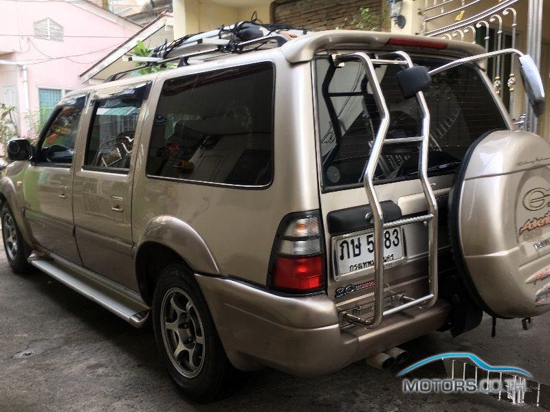 รถมือสอง, รถยนต์มือสอง ISUZU GRAND ADVENTURE (2001)