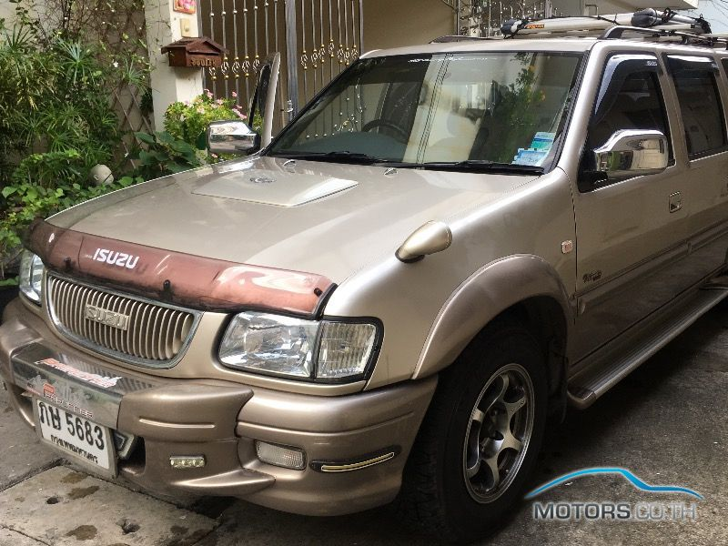 รถใหม่, รถมือสอง ISUZU GRAND ADVENTURE (2001)