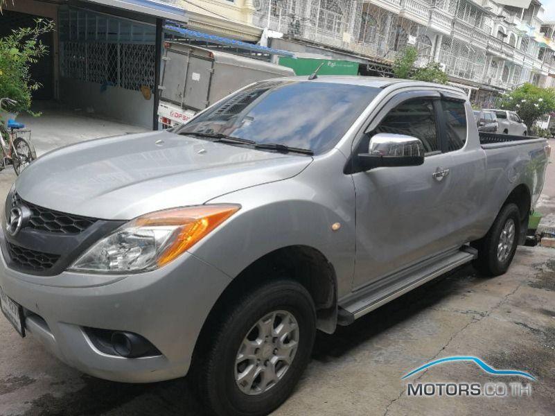 รถใหม่, รถมือสอง MAZDA BT-50 PRO (2012)