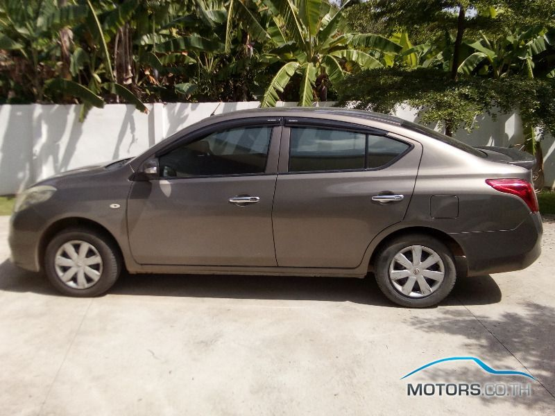 New, Used & Secondhand Cars NISSAN ALMERA (2012)