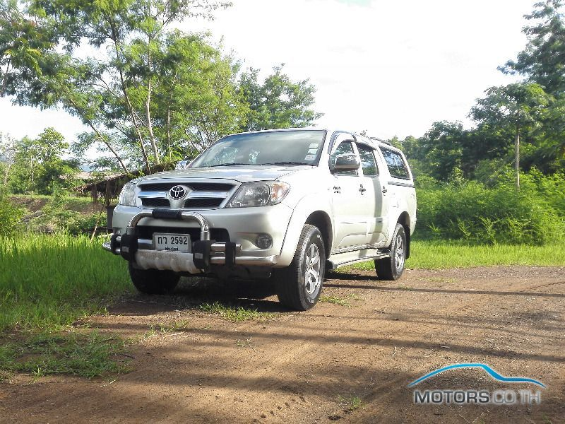 New, Used & Secondhand Cars TOYOTA HILUX VIGO (2006)
