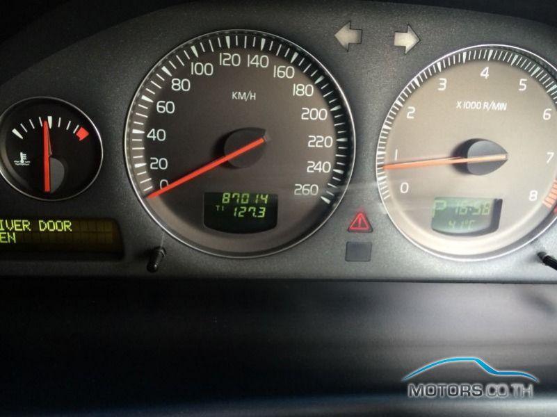 รถใหม่, รถมือสอง VOLVO S60 (2004)