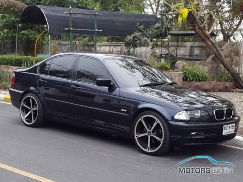 รถใหม่, รถมือสอง BMW 318I (2002)