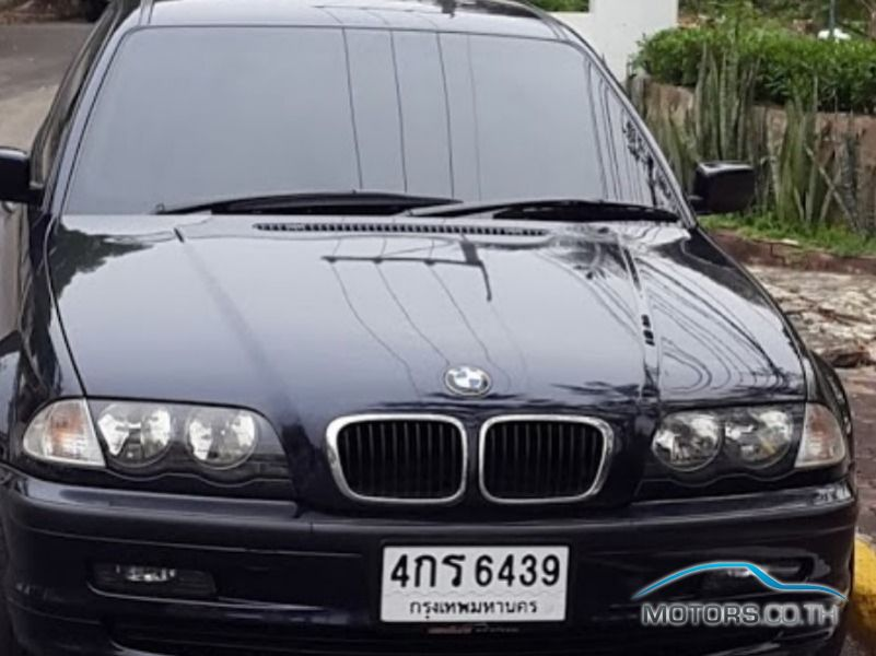 Secondhand BMW 318I (2002)