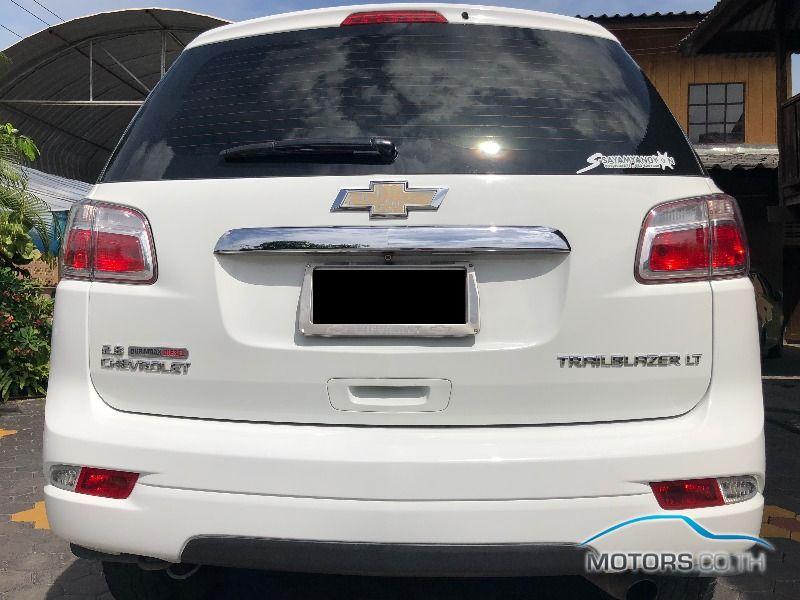 รถใหม่, รถมือสอง CHEVROLET TRAILBLAZER (2013)