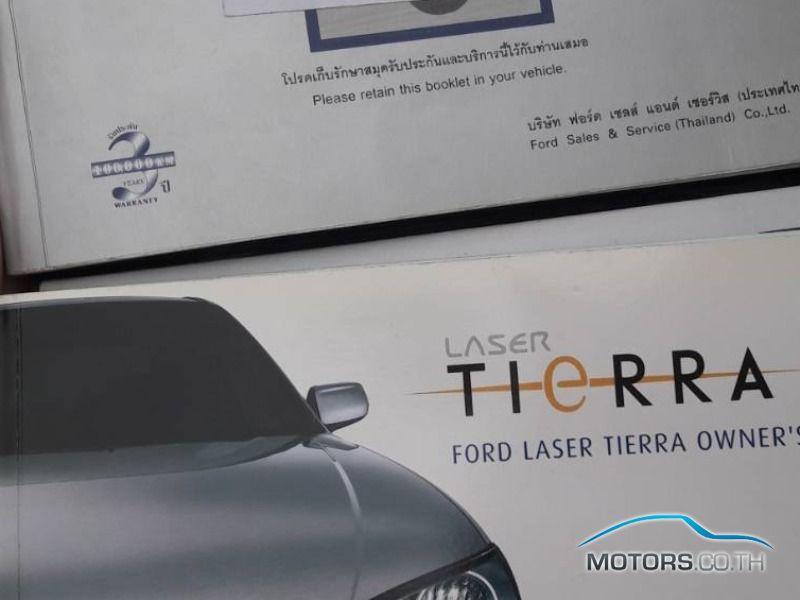 รถใหม่, รถมือสอง FORD LASER (2006)