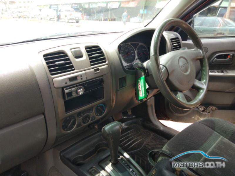 รถใหม่, รถมือสอง ISUZU D-MAX (2002)