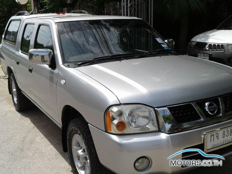 รถใหม่, รถมือสอง NISSAN FRONTIER (2004)