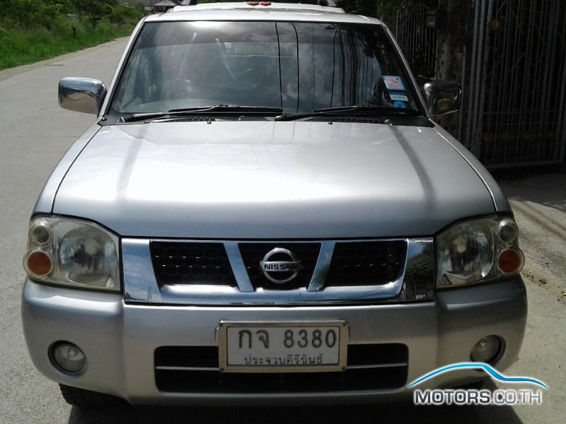 Secondhand NISSAN FRONTIER (2004)